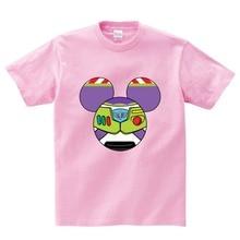 T Shirt 3D Woody Buzz Lightyear Toy Story T-Shirt Cartoon Full Printed Tee Shirts Men Women Unisex 3D t shirt  3T-8T   NN 2019 fashion double side japanese special police group men s t shirt navy blue unisex unisex tee