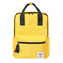Fashion Backpack Female Waterproof Shoulder Bags Women Laptop Backpacks School Bags for Teenager Girls Boys Travel Casual Totes yeso vintage school bags backpack for girls boys teenager student travel waterproof men women laptop backpacks mochila feminina
