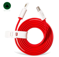 1M Original OnePlus Two USB Type A to Type C Charging & Data Syncing Cable for OnePlus 2 One+ 2 1+ 2