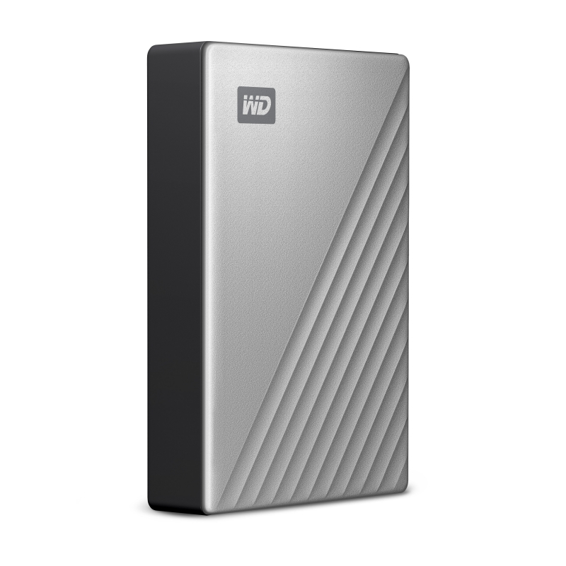 Image 3 - Western Digital WD My Passport Ultra 1TB 2TB 4TB External Hard Drive Disk USB C 256 AES Portable Encryption HDD for Windows Mac-in External Hard Drives from Computer & Office