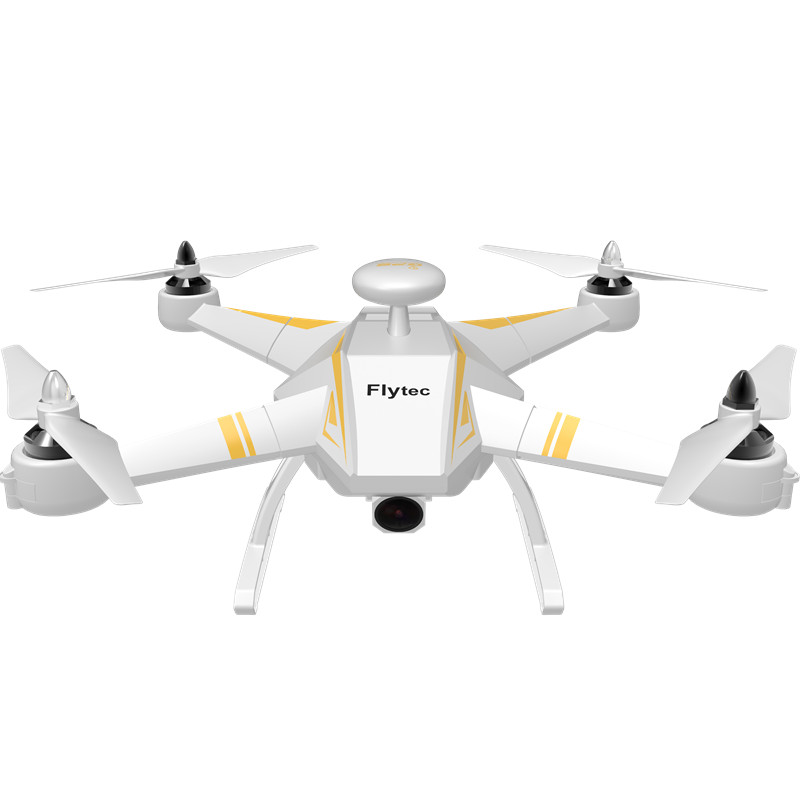 Flytec T23 RC Drone GPS Auto Follow Height Hold 1080D HD Camera 5.8G FPV 6CH Remote Control 4 Axis 3D Brushless Quadcopter