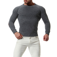 2018 autumn winter wool sweater men good quality long sleeve mens pullover sweaters slim fit