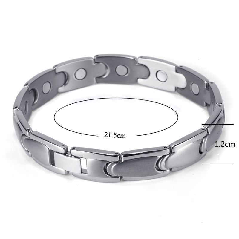HTB1qJAORVXXXXaYaXXXq6xXFXXXj - Health Care Magnetic Titanium Bracelets & Bangles for Men