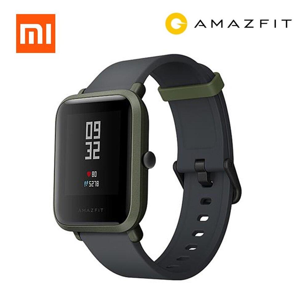 Original Huami Amazfit Bip Watch BIT Lite Youth Version Smart Watch Mi Fit IP68 Waterproof Glonass