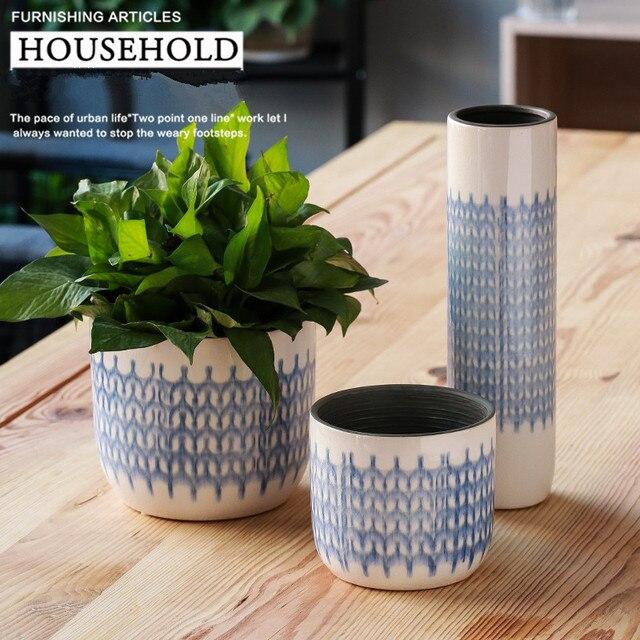 moderne mode keramikvase dekoration wohnzimmer kleine & große ... - Grose Vasen Fur Wohnzimmer