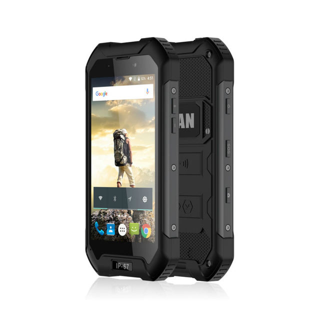 "Original iMAN X5 Mobile Phone 4.5"" MTK6580 Quad Core Android 5.1 1GB cell phone RAM 8GB ROM 5MP Waterproof IP67 WCDMA Smartphone"