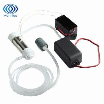 Nueva llegada AC 220 V 500 mg generador de ozono Ozono agua aire limpio esterilizador ozonizador purificador