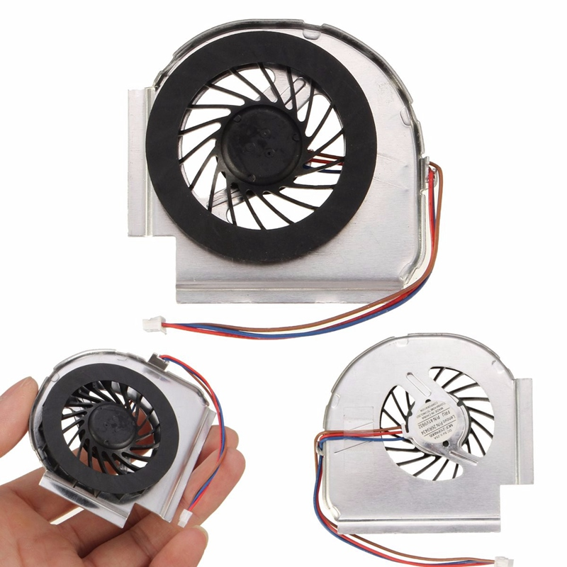 3Pins CPU Cooling Fan Cooler For IBM for Lenovo FOR ThinkPad T61 T61P R61 W500 T500 T400 new laptops replacement cpu cooling fans fit for ibm lenovo r61 r61i r61e mcf 219pam05 42w2779 42w2780 notebook cooler fan p20