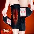 1 x turmalina rodilla espontánea rodilla protección masajeador terapia magnética calefacción cinturón masajeador conjunto