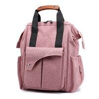 2019 Fashion Women Backpack High Quality Oxford Lady School Shoulder Bag Large Capacity Mummy Bagpack Big Travel mochila