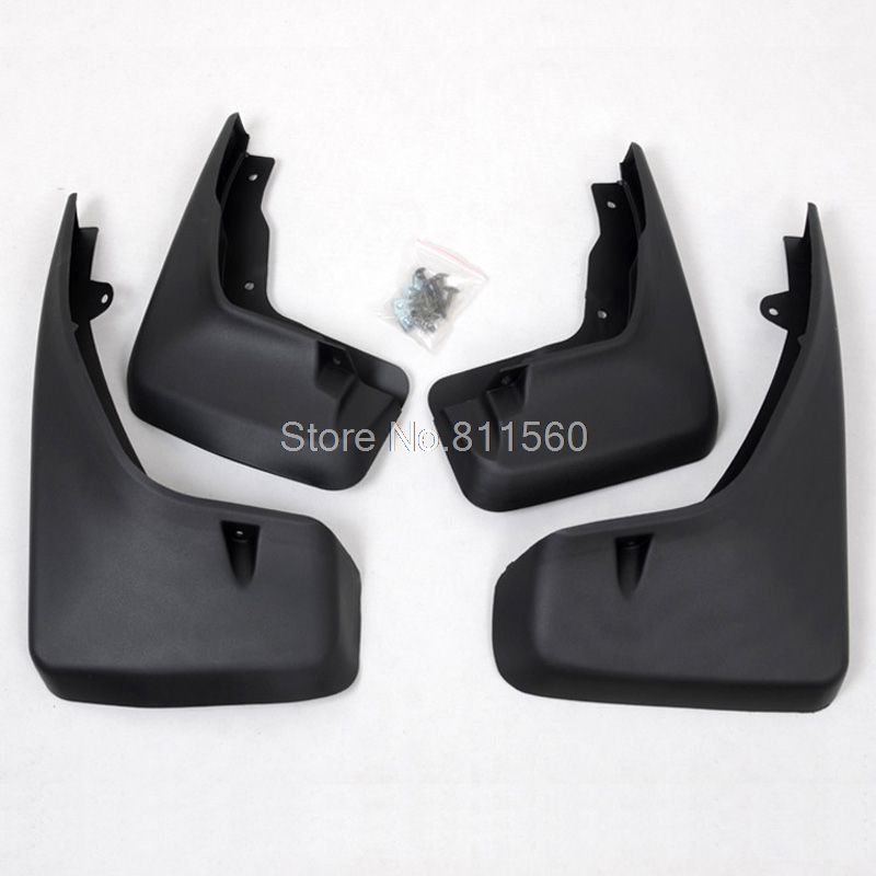 Mud Flaps Flap Splash Guards Fenders Mudguards mudflaps For Freelander 2 06-on fit for jeep patriot deluxe molded mudflaps mud flap splash guard mudguards set free shipping