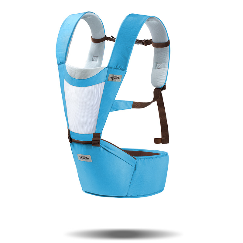JKP 2018 Four seasons multi-functional lumbar bench straps Children hold seats Baby front hold baby carriers Backpacks BP-327 happy bear multifunctional baby sling lumbar bended baby lumbar stool horizontal hold four seasons breathable and lightweight