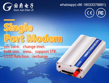 FIMT professional GSM MODEM FREE BULK SMS MSM AT Commands free shopping costs modem