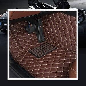 Image 4 - Carro acreditar chão do carro esteira pé para dodge viagem calibre vingador challenger carregador am 1500 nitro à prova dwaterproof água acessórios do carro
