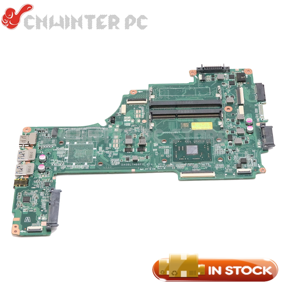 NOKOTION For Toshiba satellite C55DT C55DT-C Laptop Motherboard A000391440 DA0BLTMB8F0 MAIN BOARD A8-7410 CPU DDR3NOKOTION For Toshiba satellite C55DT C55DT-C Laptop Motherboard A000391440 DA0BLTMB8F0 MAIN BOARD A8-7410 CPU DDR3