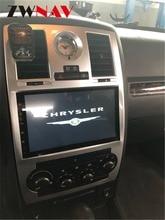 Android 8,1 Автомобильный gps навигатор радио Haed блок для Chrysler 300C 2014-2000 без DVD плеер TPMS SWC BT