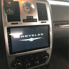 Android 8 1 Car Gps Navigation Radio Haed Unit For Chrysler 300c 2000 2017 No Dvd