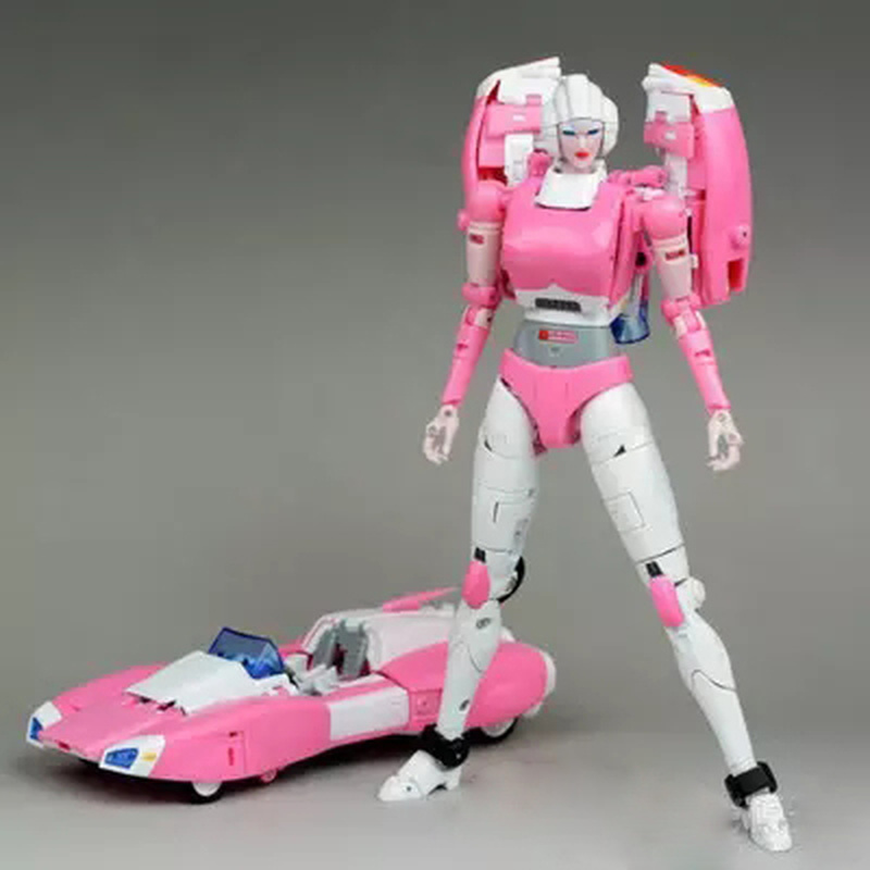 In Stock Transformation Rouge Arcee FT24 FT- 24 Fanstoys Action Figure Robot Model Toys for Kids Gifts model fans in stock neoart toys leonidas black dx 05 pe transformation lio convoy leo robot action figure
