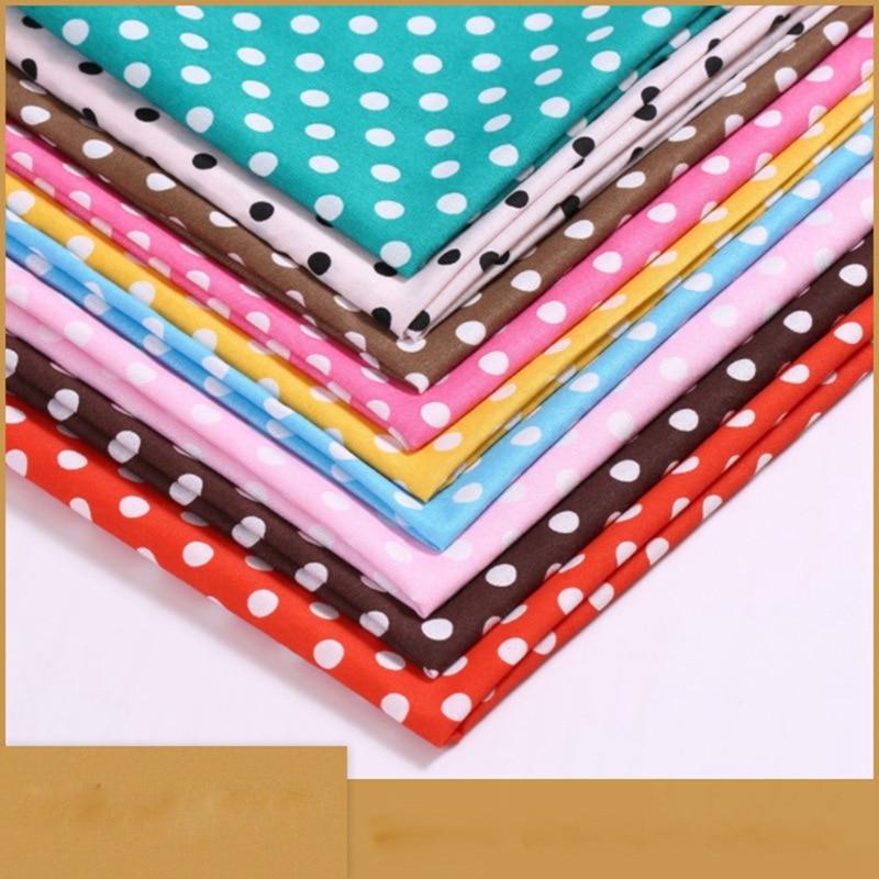 1 pcs polyester 1mx150cm fabric printing fabric pattern series new midpoint printing fabric fabric