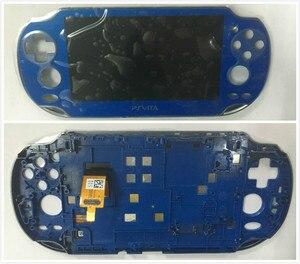 Image 5 - Pantalla Lcd 100% para Playstation PS Vita PSV 1000 1001, digitalizador táctil, Marco, 4 colores, novedad, envío gratis