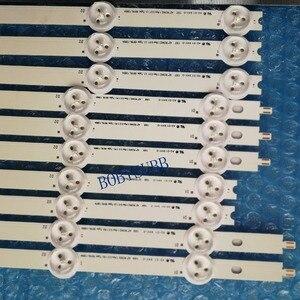 """Image 5 - Juego de 10 unidades de repuesto de tira LED para LG, 42 """", ROW2.1, L1, R1, L2, R2, tipo 6916L 1385A, 6916L 1386A, 6916L 1387A, 6916l 138a"""