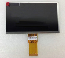 LCD Display For 7″ BQ-7056G 3g TABLET 1024*600 TFT LCD Display Screen Panel LCD Lens Viewing Frame Free Shipping