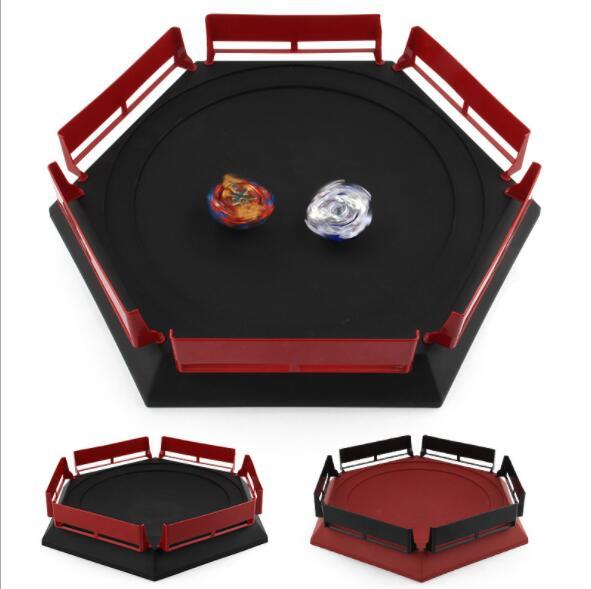 38*33*7,5 cm Kai Watch Land Gyro Arena disco duelo emocionante juguetes arena Beyblade estadio YH1564