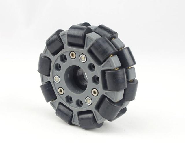 100mm duplo plástico omni roda básica 14049