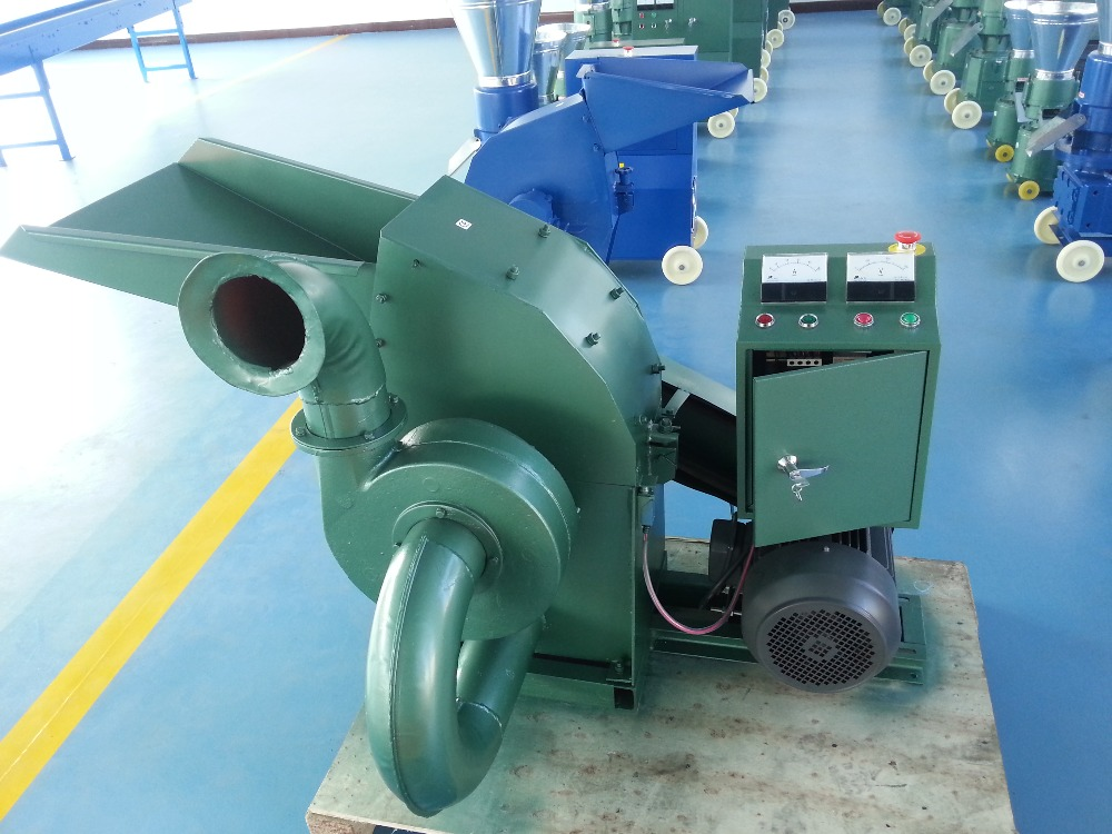 7.5kw CF420B Hammer Mill Free Ocean Freight