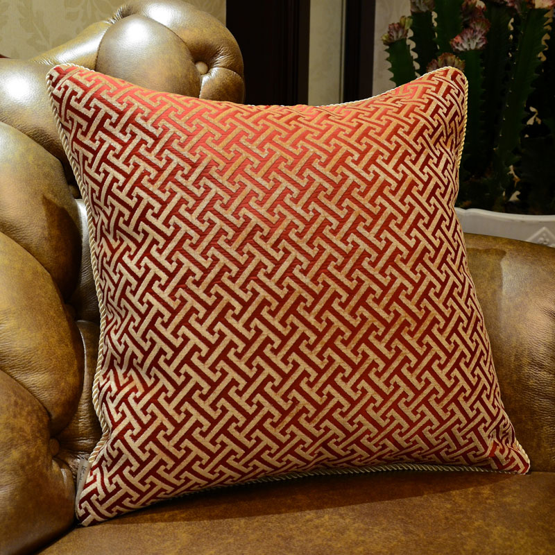 Luxury Decorative Pillows For Sofa