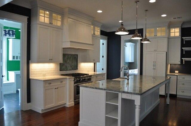 de madera maciza muebles de cocina con encimera de granito enmadera da cucina s modular