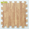 9pcs/set Baby Toys EVA Foam Wood Grain Floor Play Mat Children's Coated Pastoral Pad Environmental Puzzle Mat For Kids 30*30cm