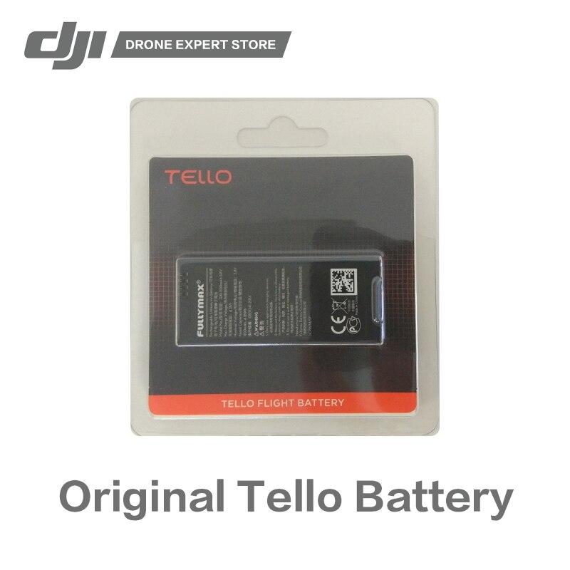 RYZE Tello Batterie DJI D'origine Accessoire Cellulaire de Haute Qualité Drone Batteries