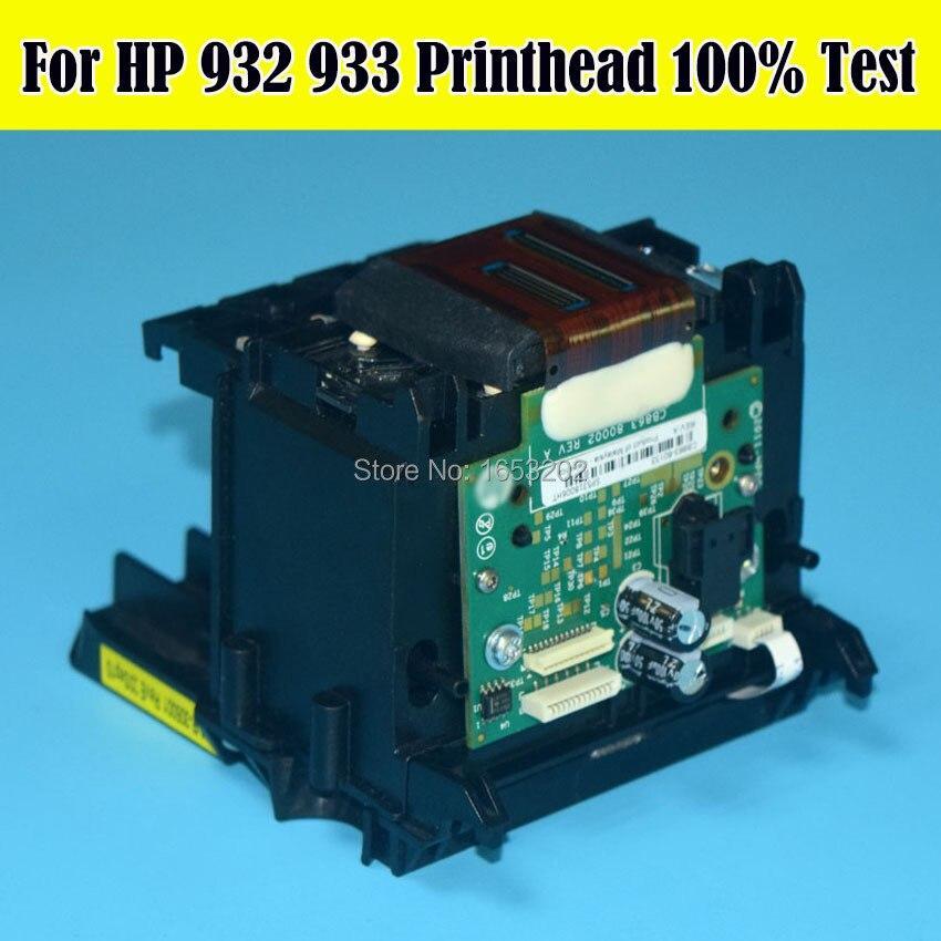 1 stück 100% Test OK Original Druckkopf Für HP 932 933 Druckkopf Für HP 7110 7510 7512 7612 6700 7610 7612 6600 drucker