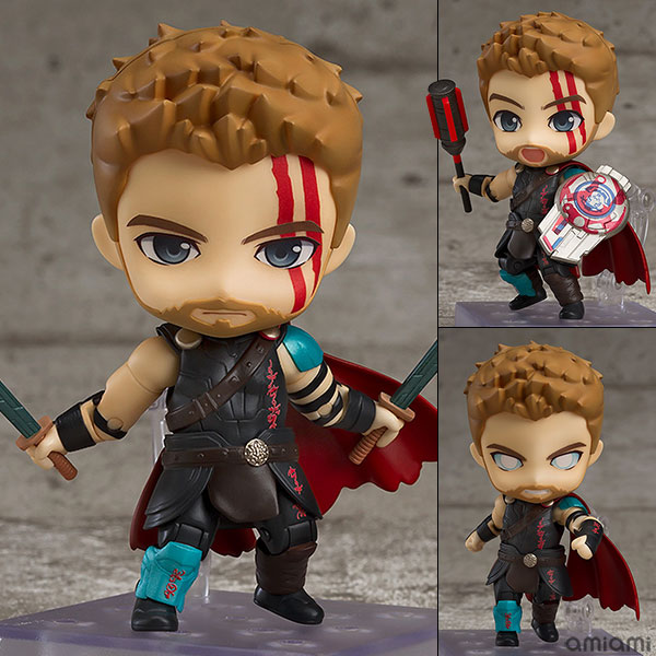 Nendoroid Mini Action Figure – Avengers    Thor Odinson  863 | 10cm
