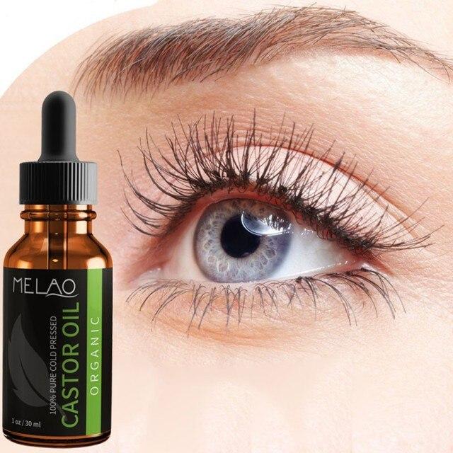 4b4fa5813d0 Hair growth essential Oil Natural Castor Oil Calm Prevent Skin Aging Castor  Organic Eyelash Enhancer Eyelash Growth Serum-in Essential Oil from Beauty  ...