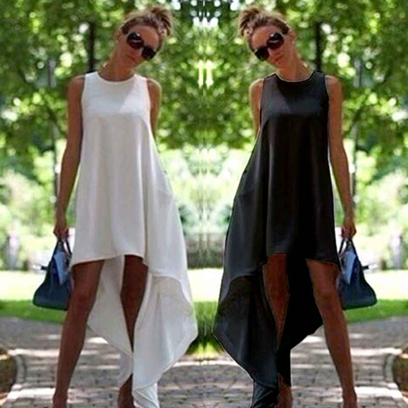 Женское летнее Длинное Макси платье Boho, вечернее пляжное платье, сарафан, костюм