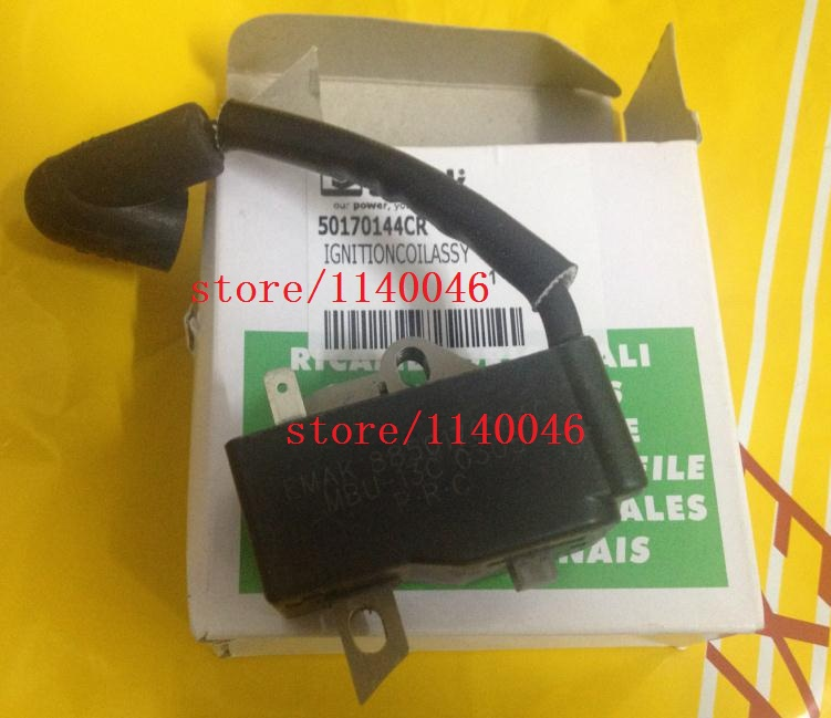 Genuine ignition coil fits Oleo Mac Chainsaw 937 941C 941CX free shipping chain saw ignitor lead magneto part emak 8850170144c