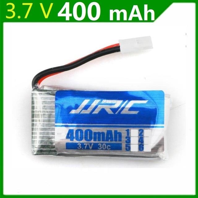 3.7V 400mah Lipo Battery For JJRC H31 XH plug