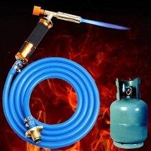Сварочный газовый фонарь для сжижения зажигания, медный взрывозащищенный шланг, сварочный инструмент для кондиционера трубопровода