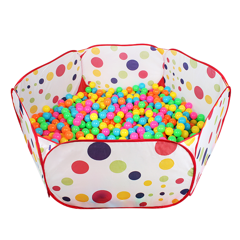 Finger Rock Folding Dot Ocean Ball Pool Children Portable Outdoor House Toy Tent Baby Playpens Mesh Pool Ball Toys-in Toy Tents from Toys u0026 Hobbies on ...  sc 1 st  AliExpress.com & Finger Rock Folding Dot Ocean Ball Pool Children Portable Outdoor ...