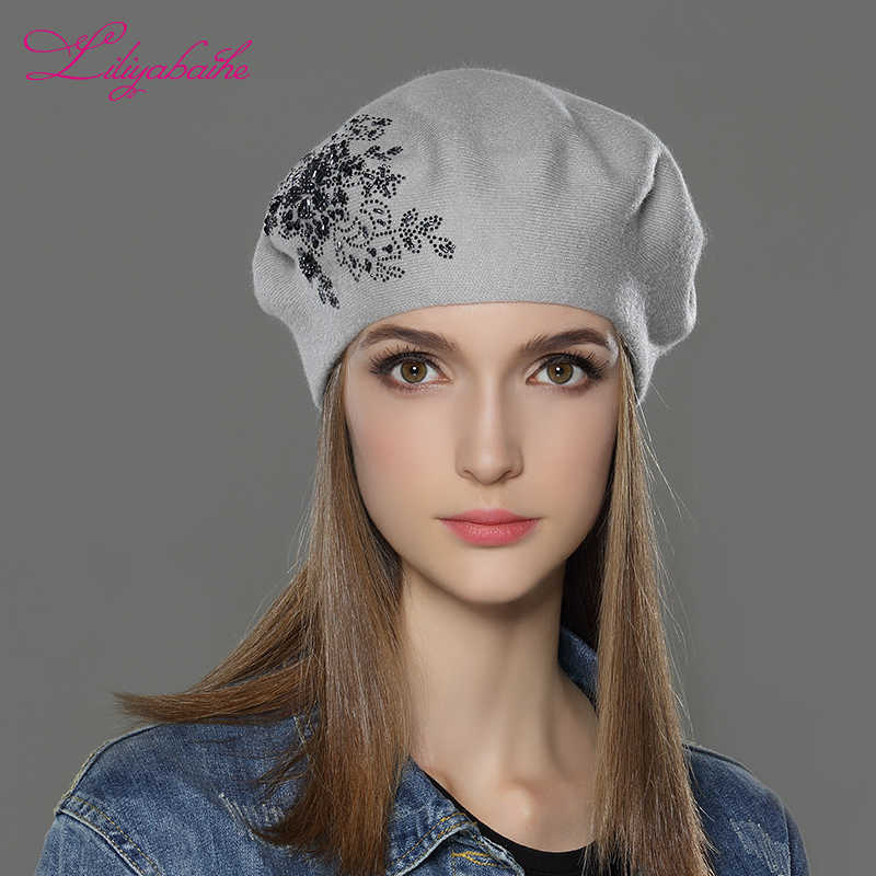 56d10ac5d Detail Feedback Questions about LILIYABAIHE New Women Winter Hat ...