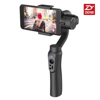 ZHIYUN Smooth Q 3 Axis Stabilizer Handheld Gimbals Professional USB Output Stabilizers For Outdoor Live For