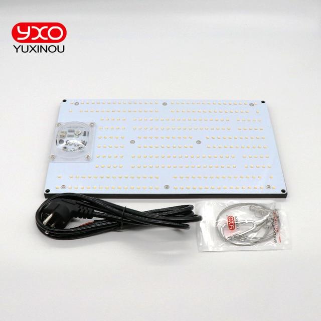 2019 120W 240W LED לגדול אור ספקטרום מלא צמחים מקורה וועג פרח הידרופוניקה גידול