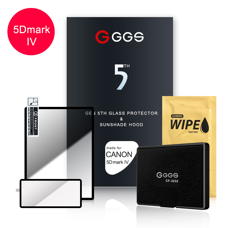 GGS Fifth Generation for NIKON FUJIFILM FOR canon  King Kong screen camera film protection
