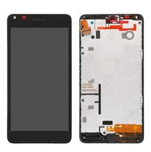 Original LCD Display For nokia lumia 640 Touch Screen With Frame Digitizer Display Assembly+Tools