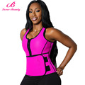 Lover Beauty Waist Trimmer Trainer Belt Women Shapewear Weight Loss Neoprene Sauna Tank Top Vest Body Shaper Slimming Fajas -25