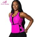 Lover Beauty Waist Trimmer Trainer Belt Women Shapewear Weight Loss Neoprene Sauna Tank Top Vest Body Shaper Slimming Fajas -25