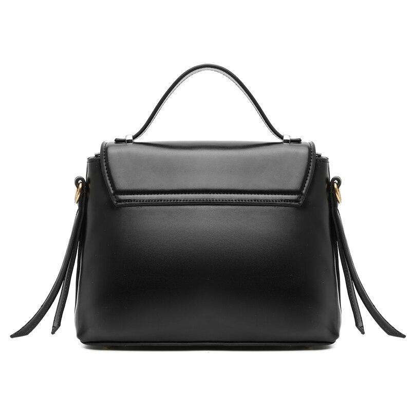 Fashion Trapeze Bag Women High Quality PU Leather Handbags Crossbody Bags For Women Designer Solid Women Messenger Tote Bag New