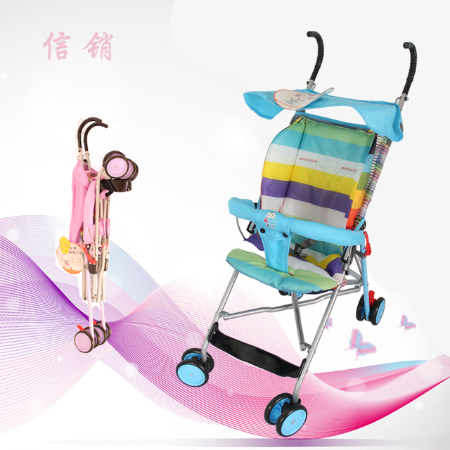 Guarda-chuva Super leve de carro rede de bebê carrinho de bebê modelos de inverno